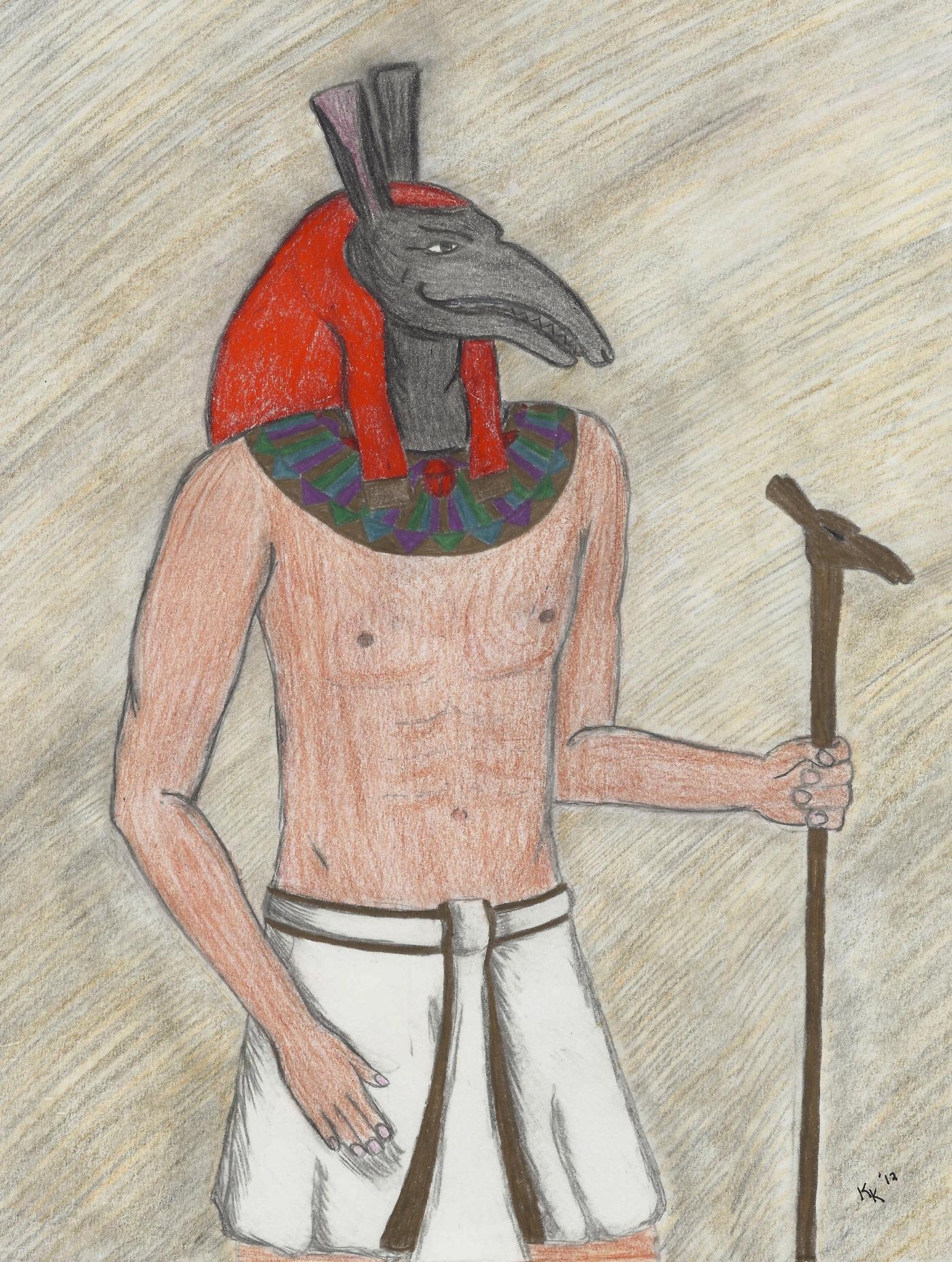 Osiris Egyptian God of the Underworld Pictures of seth the god