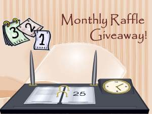 Monthly Raffle