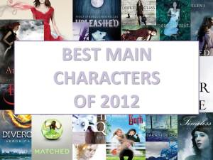 Best Main Charcters 2012 Button