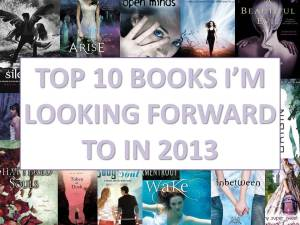 Books Im Looking Forward to in 2013