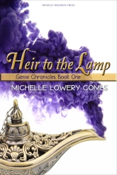 HEIR to the Lamp Cover Art