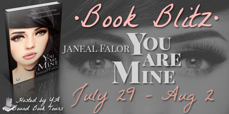 You are mine banner