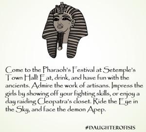 Pharaoh's Festival
