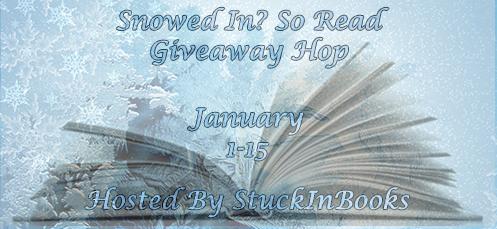 Snowed In? So Read Giveaway Hop! (1/4)