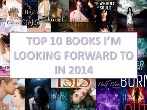 Top 10 Looking Forward 2014