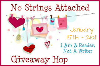 No String Attached Giveaway Hop! (1/4)