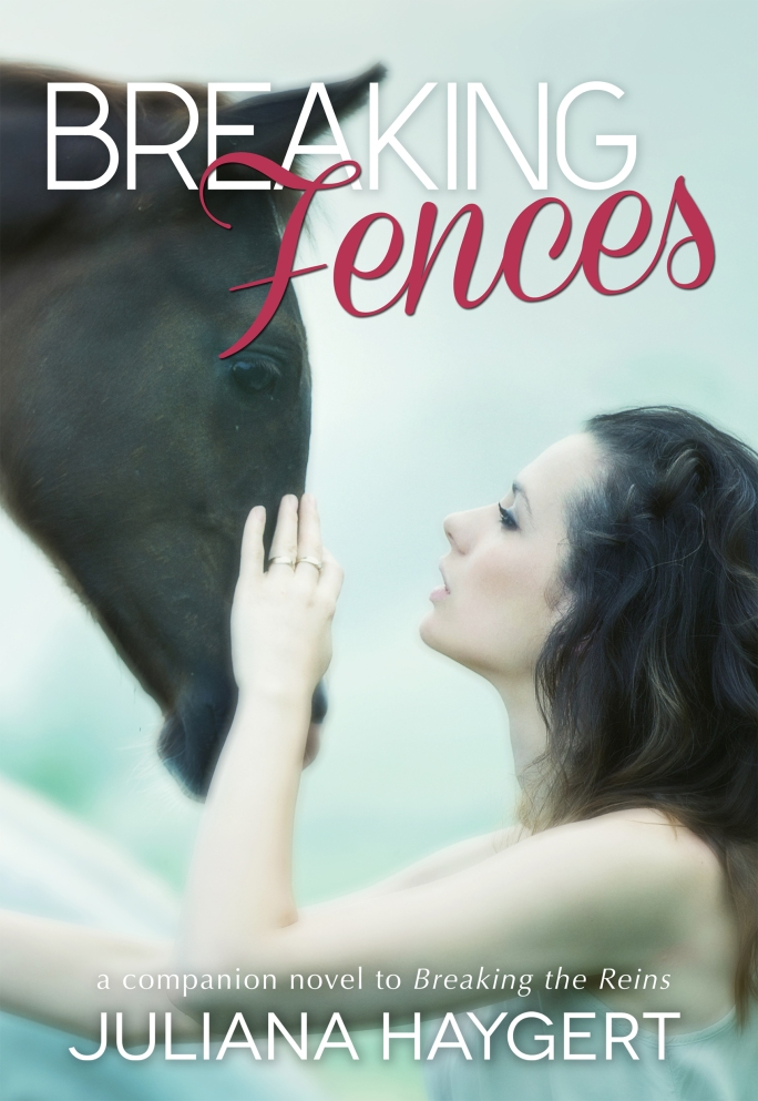 Breaking Fences - front