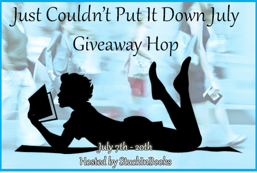 Just Couldn't Put It Down July Giveaway Hop! (1/2)