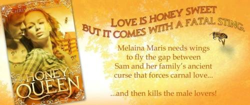 honey queen promo banner