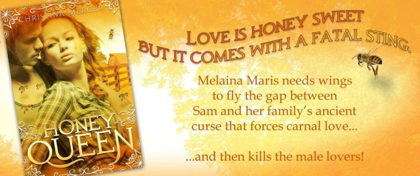 honey queen promo banner