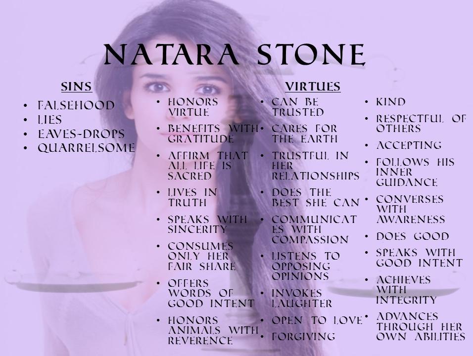 Natti's Sins