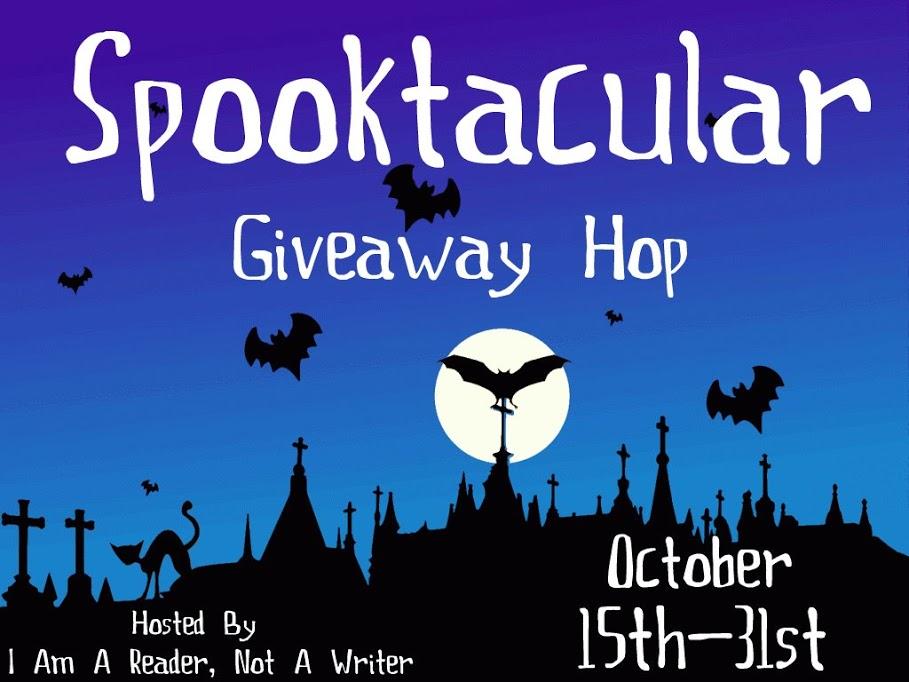 Spooktacular Giveaway Hop! (1/2)
