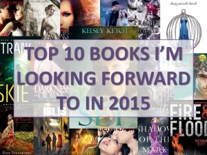 Books Im Looking Forward to in 2015