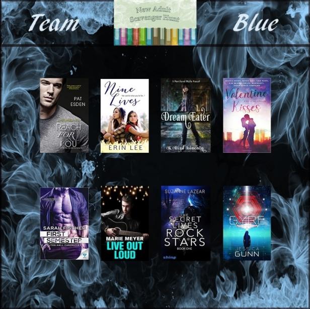 Team Blue S2017