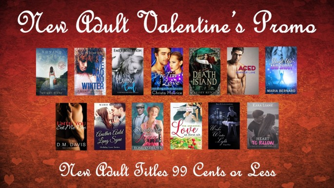 This Week Youll Find All These Wonderful New Adult Titles For 99 Cents Or Less Out On Amazon