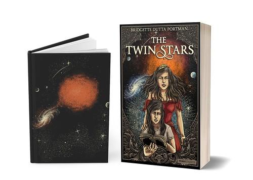 The Twin Stars giveawya graphic