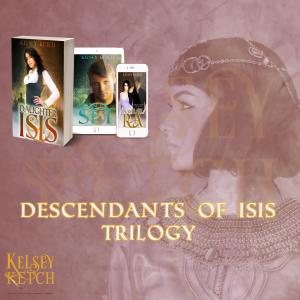 Descendants of Isis Trilogy